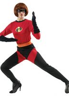 Disney kostuum mrs. Incredible
