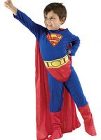 Verkleedkleding Superman kind