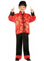 Chinese outfit voor kinderen