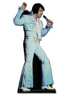 Star cut-out Elvis Presley jumpsuit