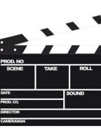 Star cut-out film clipboard